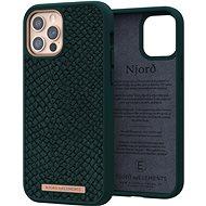 Njord Jör? Case for iPhone 12/12 Pro Dark Green - Kryt na mobil