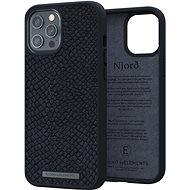 Njord Vindur Case for iPhone 12 Pro Max Dark Grey - Kryt na mobil