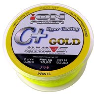 AWA-S Ion Power C + Hyper Casting Gold 1000m - Fishing Line