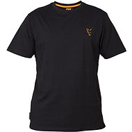 FOX Collection Orange & Black T-Shirt - Tričko