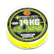 WFT KG GLISS 300m Žlutá - Šňůra
