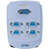ATEN VS-84 - Aktivní rozbočovač video signálu