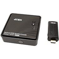 Aten HDMI bezdrátový extender, 10m, VE819 - Extender