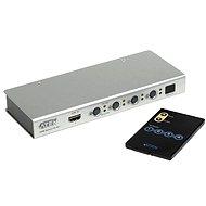 ATEN VS-481 Aktivní slučovač video signálu - Adaptér