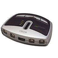 Aten USB 2.0 přepínač 4:1, US421A - Digitální přepínač