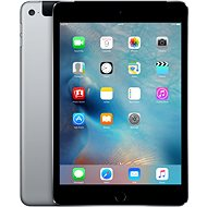 iPad mini 4 s Retina displejem 128GB Cellular Space Gray - Tablet
