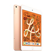 iPad mini 256GB Cellular Zlatý 2019 - Tablet