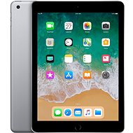 iPad 128GB WiFi Vesmírně šedý 2018 - Tablet