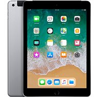 iPad 128GB WiFi Cellular Vesmírně šedý 2018 - Tablet