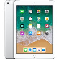 iPad 128GB WiFi Cellular Stříbrný 2018 - Tablet