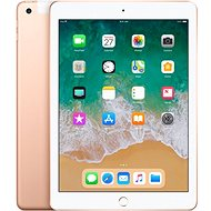 iPad 128GB WiFi Cellular Zlatý 2018 - Tablet