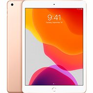 iPad 10.2 32GB WiFi Cellular Zlatý 2019 - Tablet