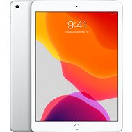 iPad 10.2 128GB WiFi Silver 2019 - Tablet