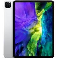 """iPad Pro 11"""" 128GB Cellular Stříbrný 2020 - Tablet"""