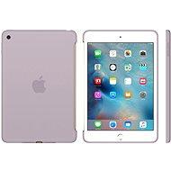 Silicone Case iPad mini 4 Lavender - Ochranné pouzdro