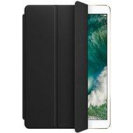 "Leather Smart Cover iPad 10.2"" 2019 a iPad Air 10.5"" Black - Pouzdro na tablet"