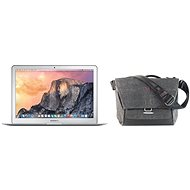 """MacBook Air 13"""" CZ + Peak Design Everyday Messenger 13""""- tmavě šedá"""