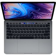 "MacBook Pro 13"" Retina US 2018 s Touch Barem Vesmírně šedý - MacBook"