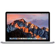 """MacBook Pro 15"""" Retina CZ 2016 s Touch Barem Stříbrný - MacBook"""