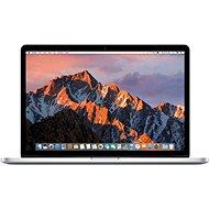 """MacBook Pro 15"""" Retina CZ 2017 s Touch Barem Stříbrný - MacBook"""