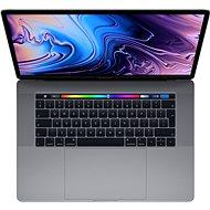 """MacBook Pro 15"""" Retina CZ 2018 s Touch Barem Vesmírně šedý - MacBook"""