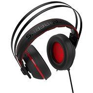 ASUS Cerberus V2 červená - Sluchátka s mikrofonem