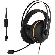 ASUS TUF Gaming H7 Yellow - Herní sluchátka