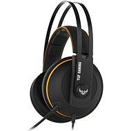 ASUS TUF Gaming H7 CORE Yellow - Herní sluchátka