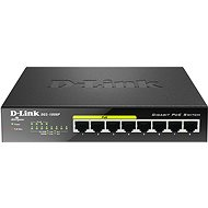 D-Link DGS-1008P - Switch