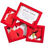 Innova Fotorámeček 10 × 15 cm, červený - Fotorámeček