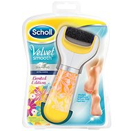 Scholl Velvet Smooth Diamond Summer Edition - Elektrický pilník