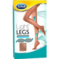 SCHOLL Light Legs 20DEN kompresní punčochové kalhoty tělové XL - Punčochy