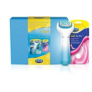 SCHOLL Velvet Smooth Electric Blue Premium Set - Gift Set