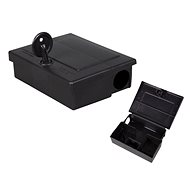 Pest Control Station DERPOL MOUSE Small + Key 13x4x9cm - Fungicide