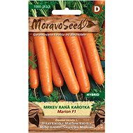 Carrot early carrot MARION F1 - hybrid - Seeds