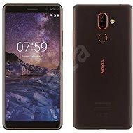 Nokia 7 Plus Black Dual SIM - Mobilní telefon