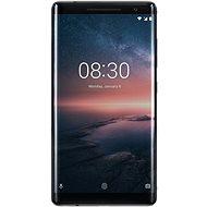 Nokia 8 Sirocco Black - Mobilní telefon