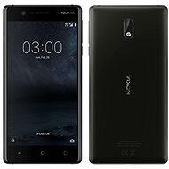 Nokia 3 Matte Black - Mobilní telefon