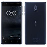Nokia 3 Tempered Blue - Mobilní telefon