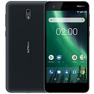 Nokia 2 Black Dual SIM - Mobilní telefon