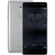 Nokia 5 Silver Dual SIM - Mobilní telefon