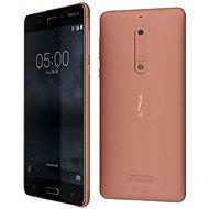 Nokia 5 Copper Dual SIM - Mobilní telefon