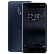 Nokia 6 Tempered Blue - Mobilní telefon