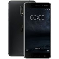 Nokia 6 Matte Black Dual SIM - Mobilní telefon