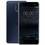 Nokia 6 Tempered Blue Dual SIM - Mobilní telefon