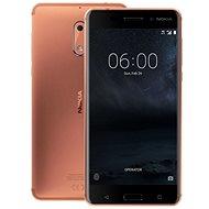 Nokia 6 Copper Dual SIM - Mobilní telefon