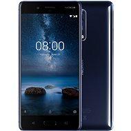 Nokia 8 Tempered Blue - Mobilní telefon