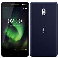 Nokia 2.1 Single SIM modrá - Mobilní telefon