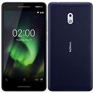 Nokia 2.1 Dual SIM modrá - Mobilní telefon