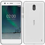 Nokia 2 Single SIM bílá - Mobilní telefon